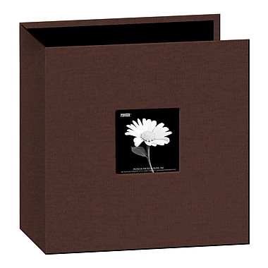 Pioneer Fabric 3-Ring Binder Album With Window, 12