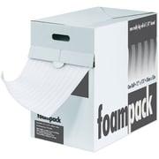 """Air Foam Dispenser Packs, 1/16"""" x 12"""" x 350', 1 Each (FD11612)"""
