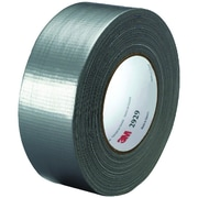 "3M 2929 Duct Tape, Silver, 2"" x 50 Yards, 3/Pack"