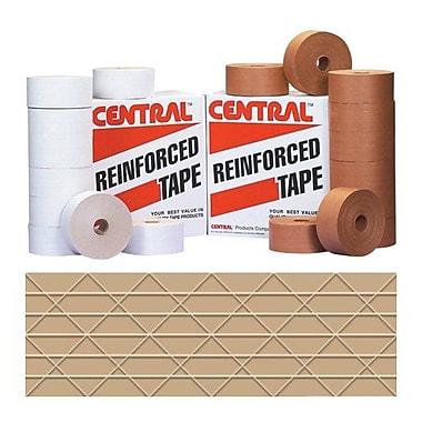 Central Kraft 235 Reinforced Tape, 72 mm x 450', 10/Case
