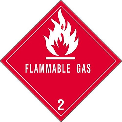 Flammable Gas - 2