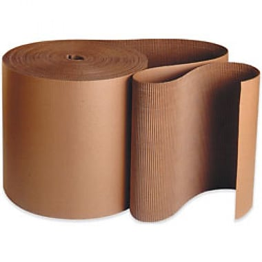 Singleface Corrugated Roll, 24
