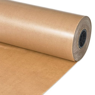 Waxed Paper Roll, 30-lb., 24