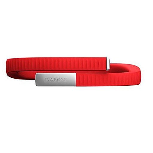 Jawbone Up Red Fitness Tracker Medium Staples