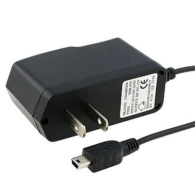Insten® Mini USB Travel Charger For Audiovox PPC6700, Black (CMOTV3XXTC01)