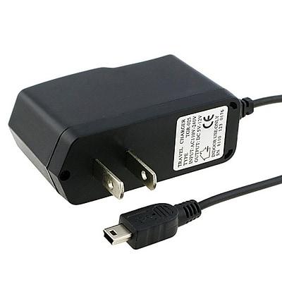 Insten® Mini USB Travel Charger For Audiovox PPC6700, Black