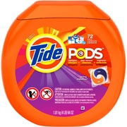 Tide® PODS Spring Meadow HE Laundry Detergent, 72 Pods/Pack (PGC 50978)