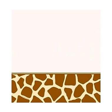 Creative Converting Giraffe Rectangular Tablecover