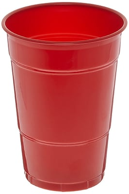 Creative Converting Classic Red Cups, 20/Pack