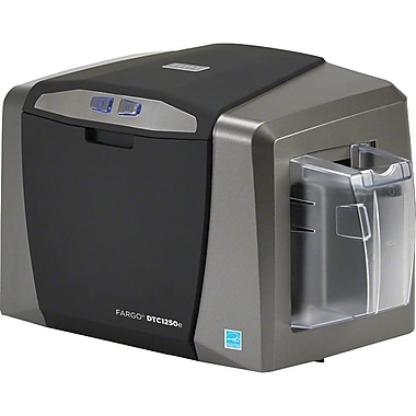 Fargo SS Solo Bundle 50605 Printer with Supplies