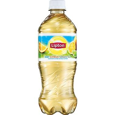 Lipton Diet Green Tea With Citrus Iced Tea 20 Oz., 12/Pack