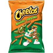 Cheetos Cheddar Jalapeno Crunchy 48/Pack 2 Oz.