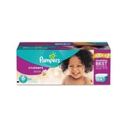 Pampers® Cruisers, Size 6, 84/Case