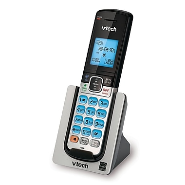 VTech DS6600 Accessory Handset for VTech DS6611, DS662X-X Series Phones, Silver