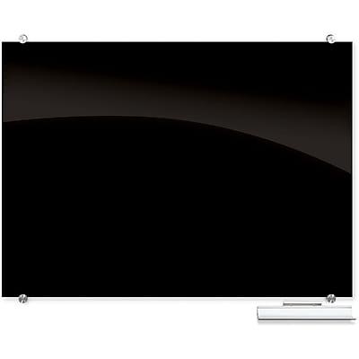 Balt Visionary, 4' x 3', Glass Magnetic Dry Erase Board Frameless (84062)