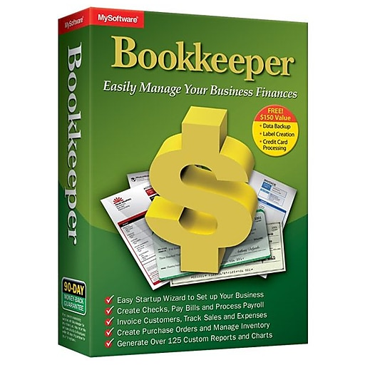 BookKeeper Accounting for windows
