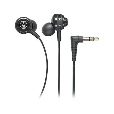 Audio Technica Core Bass In-Ear Headphones, Black
