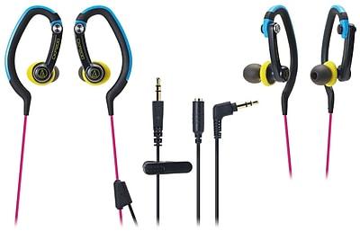 Audio Technica SonicSport In-ear Headphones, Multi