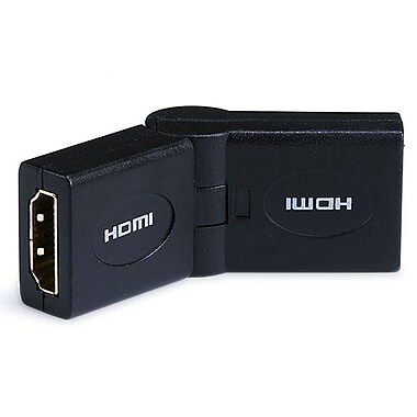Monoprice® Swiveling Type HDMI Female To Female Coupler