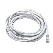 Monoprice® 25' 24AWG Cat6 UTP Ethernet Network Cable, White