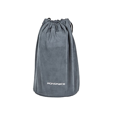 Monoprice® Lens Cleaning Pouch, Medium