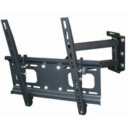 "Monoprice® 106199 Adjustable Tilting/Swiveling Wall Mount Bracket F/32""-47"" Display Up to 99 lbs."