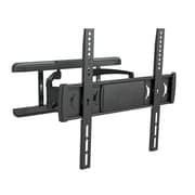 "Monoprice® 110484 Full-Motion Wall Mount For 26""-47"" Flat Panel TVs Up to 55 lbs., Black"