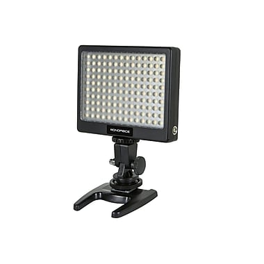 Monoprice® LED Video Camcorder Light With 140 Pieces LED