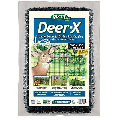 Dalen Products DX-14 Deer x Protective Netting, 14' x 75'
