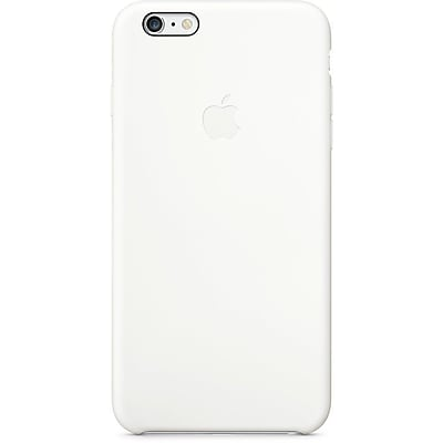 Apple® iPhone® 6 Plus Silicone Case, White
