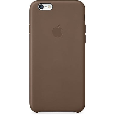 Apple® iPhone® 6 Leather Case, Olive Brown