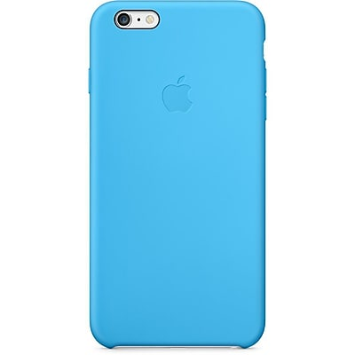 Apple® iPhone® 6 Plus Silicone Case, Blue
