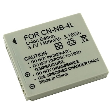 Insten 2-Piece DV Battery Bundle For PowerShot SD630/SD750(240910)
