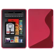 Insten Candy S-Shape Skin Cover For Kindle Fire