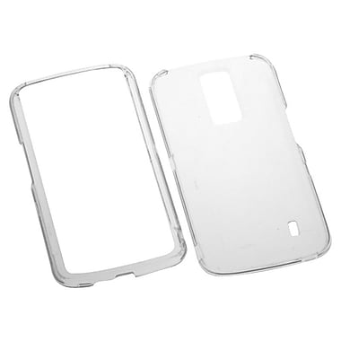 Insten® Protector Case For LG P930 Nitro HD, T-Clear