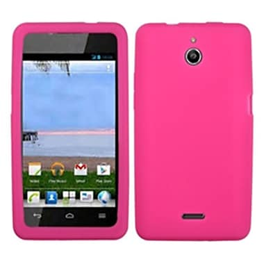 Insten® Solid Skin Cover For Huawei H881C/Y301, Hot-Pink