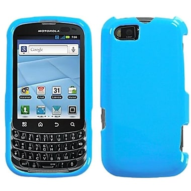 Insten® Protector Cover For Motorola XT603 Admiral, Natural Turquoise