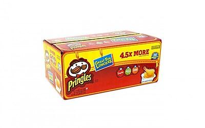 Pringles Pringles Variety Pack 1.6 lbs.