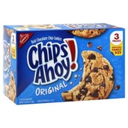 Nabisco Chips Ahoy Cookies 54.6 oz.