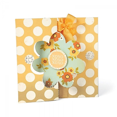 Sizzix Movers & Shapers L Die Card 6