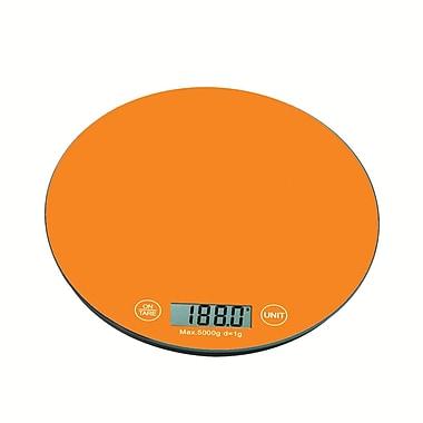 Digital Kitchen Scale, Orange