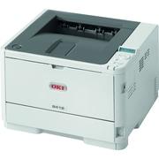 OKI® B412dn Mono Laser Single-Function Printer, 62444301