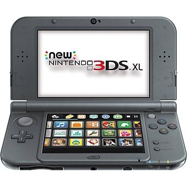 Nintendo New 3DS XL System Black (REDSVAAA)