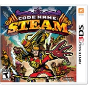 Code Name STEAM for 3DS