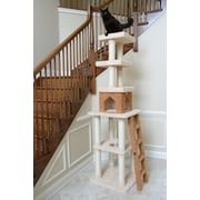 Armarkat 84'' Ultra-Thick Cat Tree in Beige