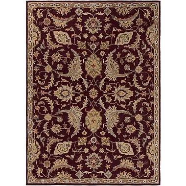 Artistic Weavers Middleton Lindsey Hand-Tufted Red Area Rug; Runner 2'3'' x 10'