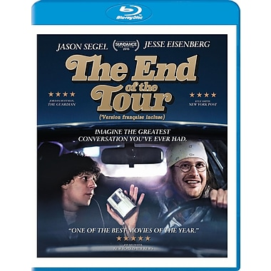 End of the Tour (Blu-ray)