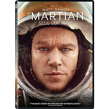 The Martian (DVD)