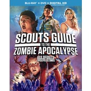 Scouts Guide to the Zombie Apocalypse (Blu-Ray/DVD)