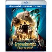 Chair de poule (Blu-ray 3D/Blu-ray/DVD)